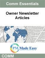 Landlord Newsletter Articles