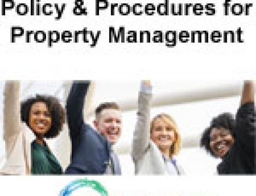 Policy & Procedures Manual for Property Management, $375