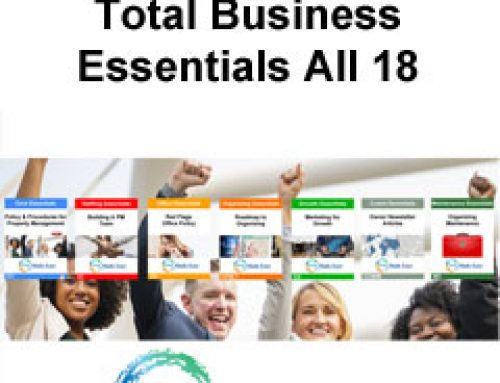Total Business Essentials – All 22 Products $4700 Retail $1997 List Price