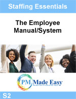 The Employee Manual/System
