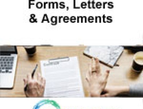 Forms, Letters, & Agreements, $199