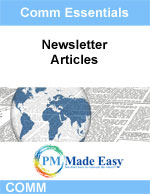 Newsletter Articles for Property Management