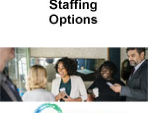 Staffing Options PDF $75