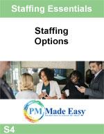 Staffing Options