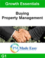 Buying Property Management