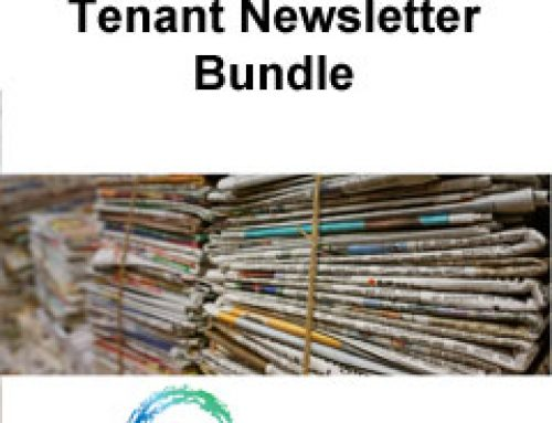 Tenant Newsletter Bundle $748