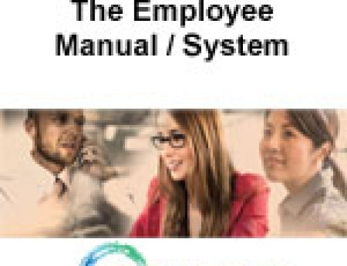 The Employee Manual/System, $295