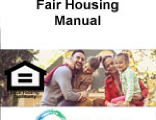 Fair Housing Manual