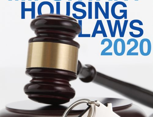 Most Important 2020 Housing Laws