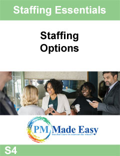 Staffing Options