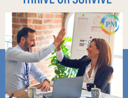 Thrive or Survive – How to Create a Career You Love